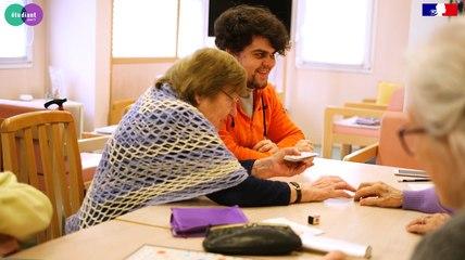 Alexandre, étudiant et en Service Civique   Épisode 2
