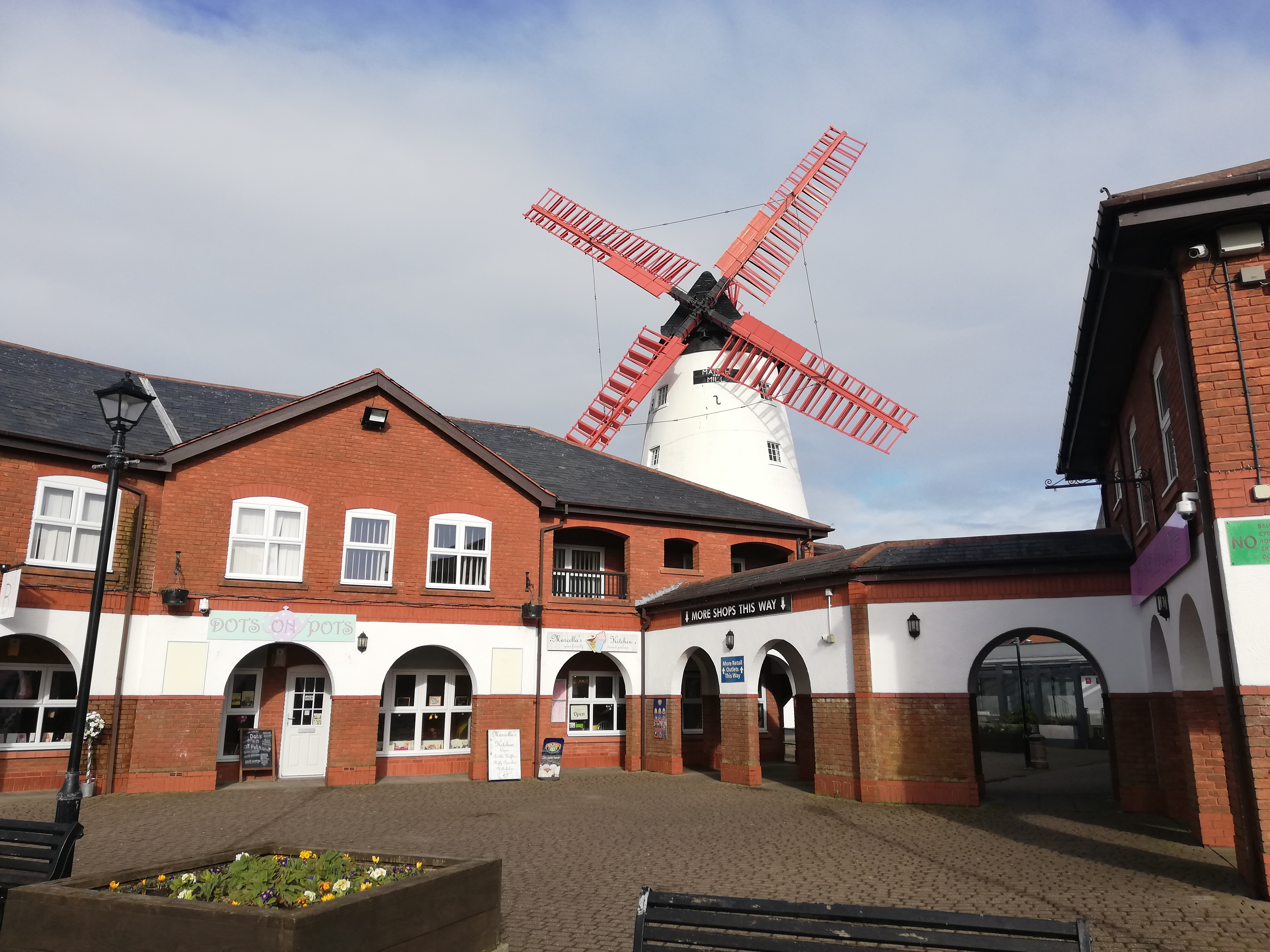 Concerns about the retail future of Marsh Mill shopping village