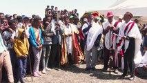 Des centaines d'Ethiopiens rendent hommage aux 157 victimes du crash de l'Ethiopian Airlines