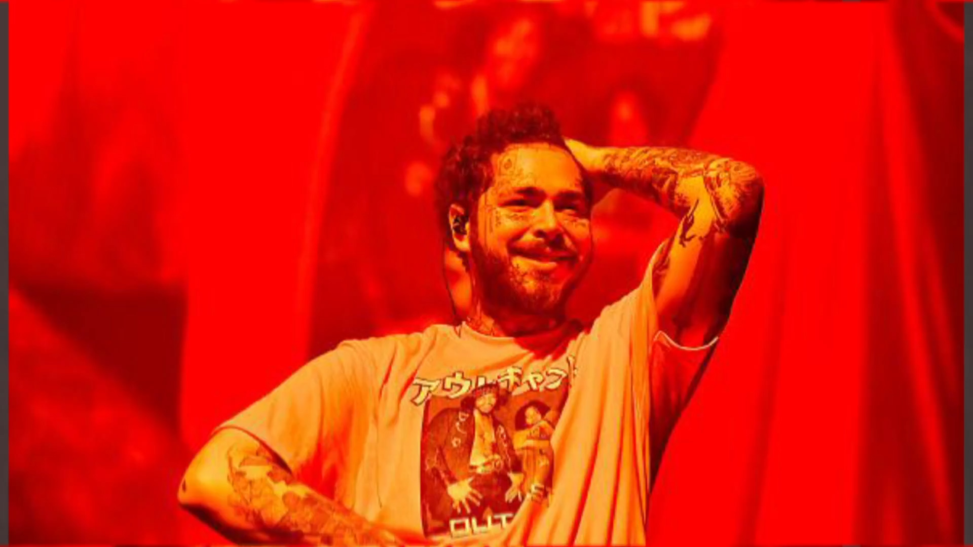 Post Malone feels 'fantastic' as he denies fans' dr*g use concerns