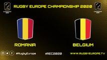 RUGBY ROMANIA / BELGIUM