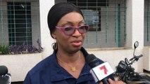 Journée Internationale de la femme, rencontre avec Leontine Koffi, directrice régionale de la Sodeci Abidjan Sud. Seule femme à occuper ce poste anciennement destiné aux hommes.