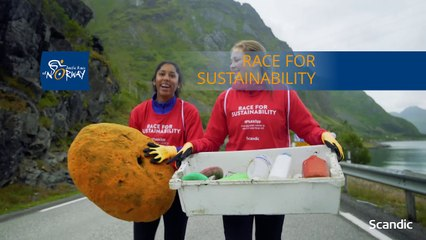 Race for sustainability – Scandic – Arctic Race of Norway 2019