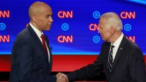 Booker adds name to list of Biden endorsements
