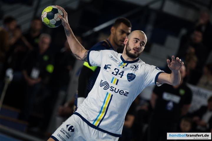 Handball | Interview : Etienne Mocquais (Créteil) : Après Créteil - Montpellier : Garder du positif !