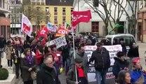 Journée internationale des droits des femmes : à Troyes, «on se lève et on se barre»