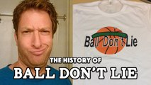 """Stool Slang Episode 4: Remembering """"Ball Don't Lie,"""" the Greatest Worst T-Shirt In History"""