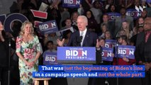 Trump's Retweeted Biden Video Marked as 'Manipulated Media' by Twitter