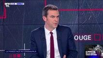 """Olivier Véran: """"C'est le confinement qui provoque la circulation du virus"""""""