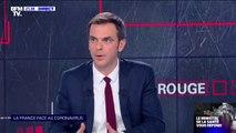 """Olivier Véran: """"Nous allons utiliser les élections pour passer des messages de prévention sanitaire"""""""