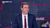 """Olivier Véran: """"Un virus ne s'arrête pas aux frontières"""""""