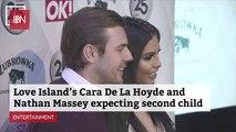 Cara De La Hoyde And Nathan Massey Grow The Family