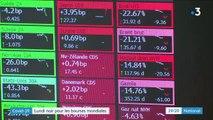 Covid-19 : journée noire pour les marchés financiers