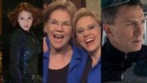 Elizabeth Warren Flips a Switch on 'SNL,' 'Black Widow' Drops Final Trailer & More   THR News