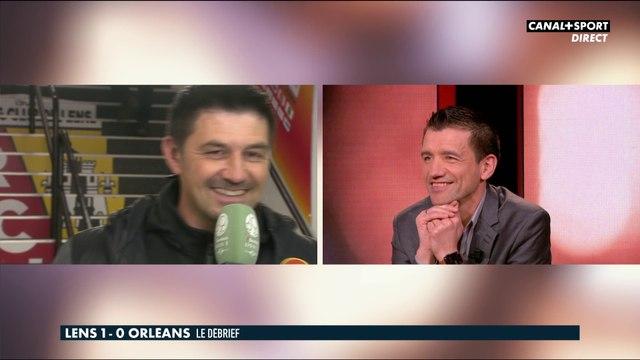 L'interview de Cyrille Carrière par... Eric Carrière !
