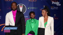 Dwyane Wade's Daughter Makes First Red Carpet Appearance as Zaya with Dad and Gabrielle Union
