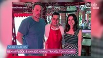 Ben Affleck and Ana de Armas Take Romantic Trip to Havana as Source Says They're 'Dating'