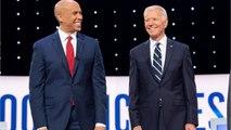 Cory Booker Endorses Former Vice President Joe Biden