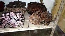 TERKUNO, Call/WA 0821-3327-1158, batik art from bali Batang