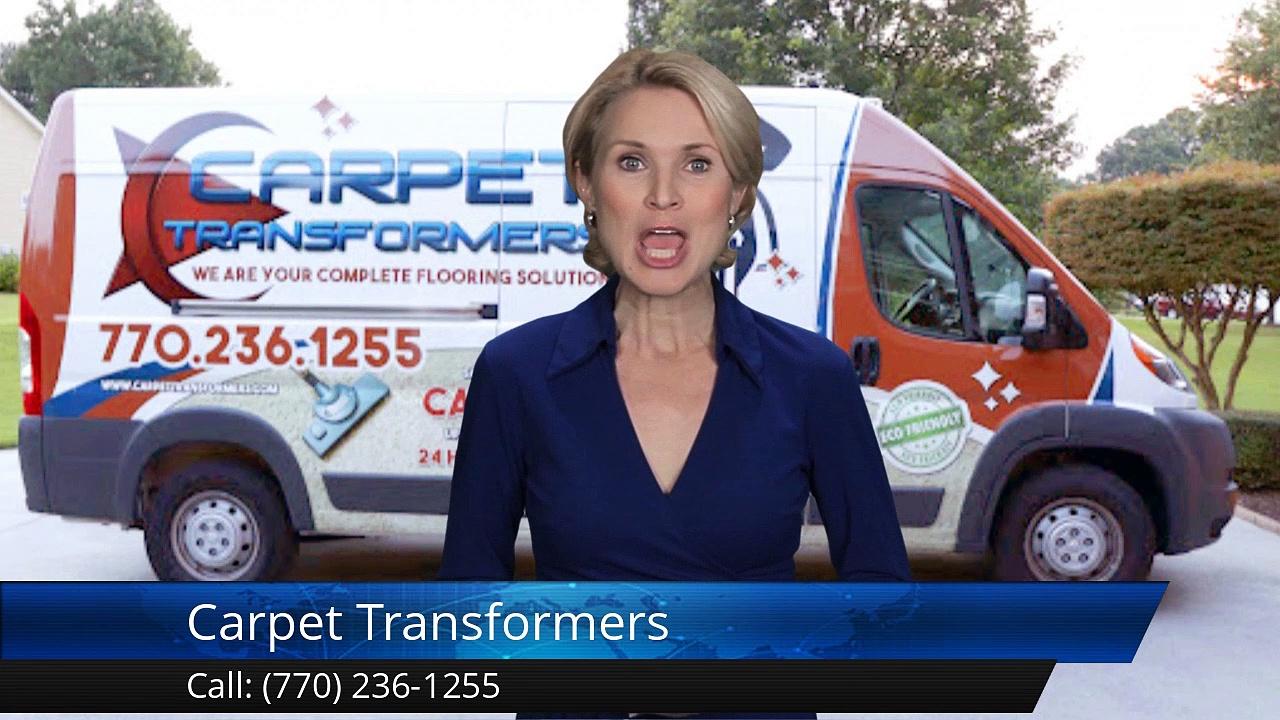 Carpet Cleaning Grayson – Superb 5 Star Review – Carpet Transformers