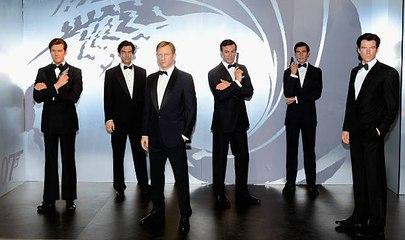 Schauspieler, die James Bond verkörpert haben