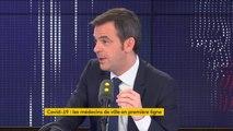 """Covid-19 : """"J'ai autorisé"""" des consultations par """"FaceTime ou WhatsApp"""", annonce le ministre de la Santé Olivier Véran"""