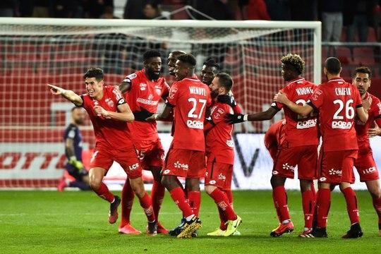 Onze Demande : Dijon FCO : un grand pas vers le maintien ?