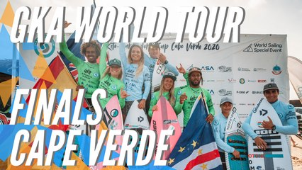 GKA Kite-Surf World Cup | Cape Verde 2020 | Finals