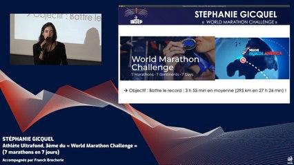 Retour d'expérience : Stéphanie Gicquel (athlète ultrafond)