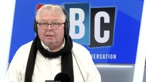 Nick Ferrari clashes with Labour's Stella Creasy over wolf-whistling