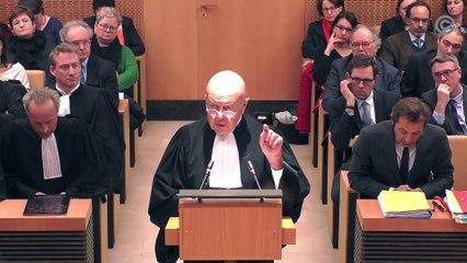 Affaire n° 2019-832/833 QPC