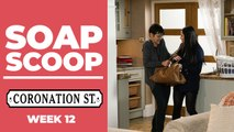 Coronation Street Soap Scoop! Alya tries to rescue Yasmeen