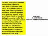 TERMURAH!!! +62 813-2666-1515 | Jual Souvenir Untuk Acara Aqiqah di Bekasi