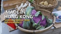 'Made in Hong Kong': Pandemic drives production independence from China