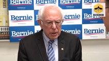 Senator Bernie Sanders interview: Coronavirus concerns