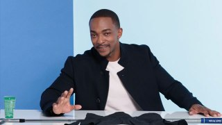 10 Things Anthony Mackie Can't Live Without