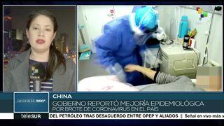 China registra únicamente 40 nuevos casos de coronavirus