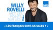 HUMOUR   Les français sont-ils sales ? Willy Rovelli met les points sur les i