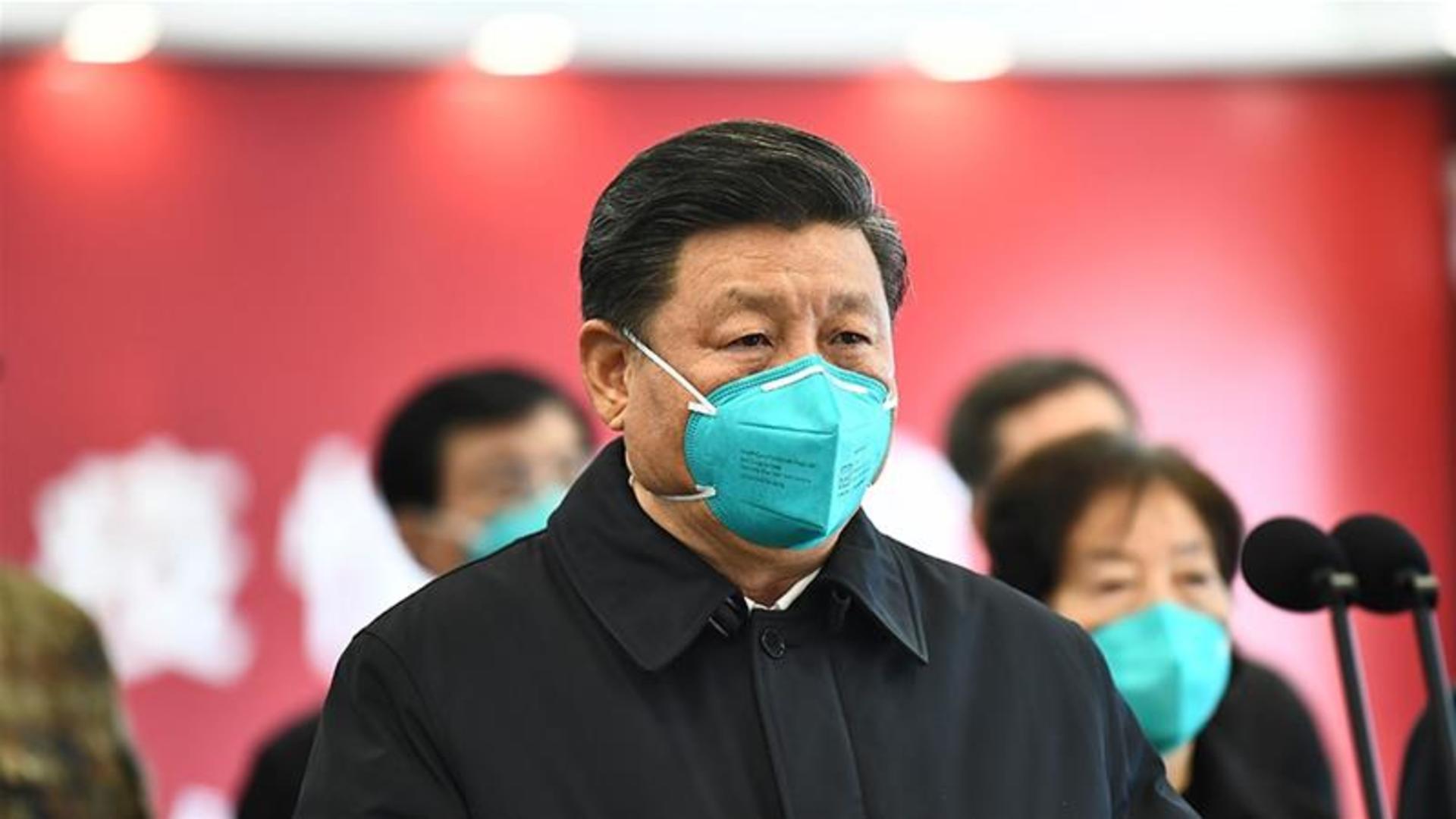 President Xi visits Wuhan as coronavirus outbreak slows in China