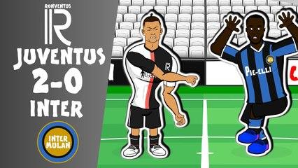 LOLs   Juventus 2-0 Inter: The 'alternative' highlights