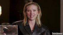 Scarlett Johansson Looks Back on 10 Years of Black Widow