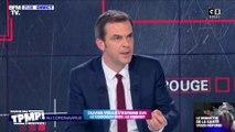 Olivier Véran, le Ministre de la santé s'exprime sur la coronavirus