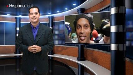 Escándalo Ronaldinho: preso junto a asesinos, traficantes y corruptos