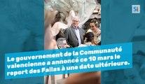Les Fallas de Valence en Espagne annulées à cause du Coronavirus