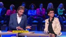 """Paris, le grand débat : """"Ce soir je reçois plein de compliments"""", a lancé Cédric Villani"""