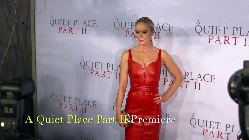 A Quiet Place Part II: Premiere