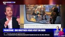Pandémie : Big brother vous veut du bien - 10/03