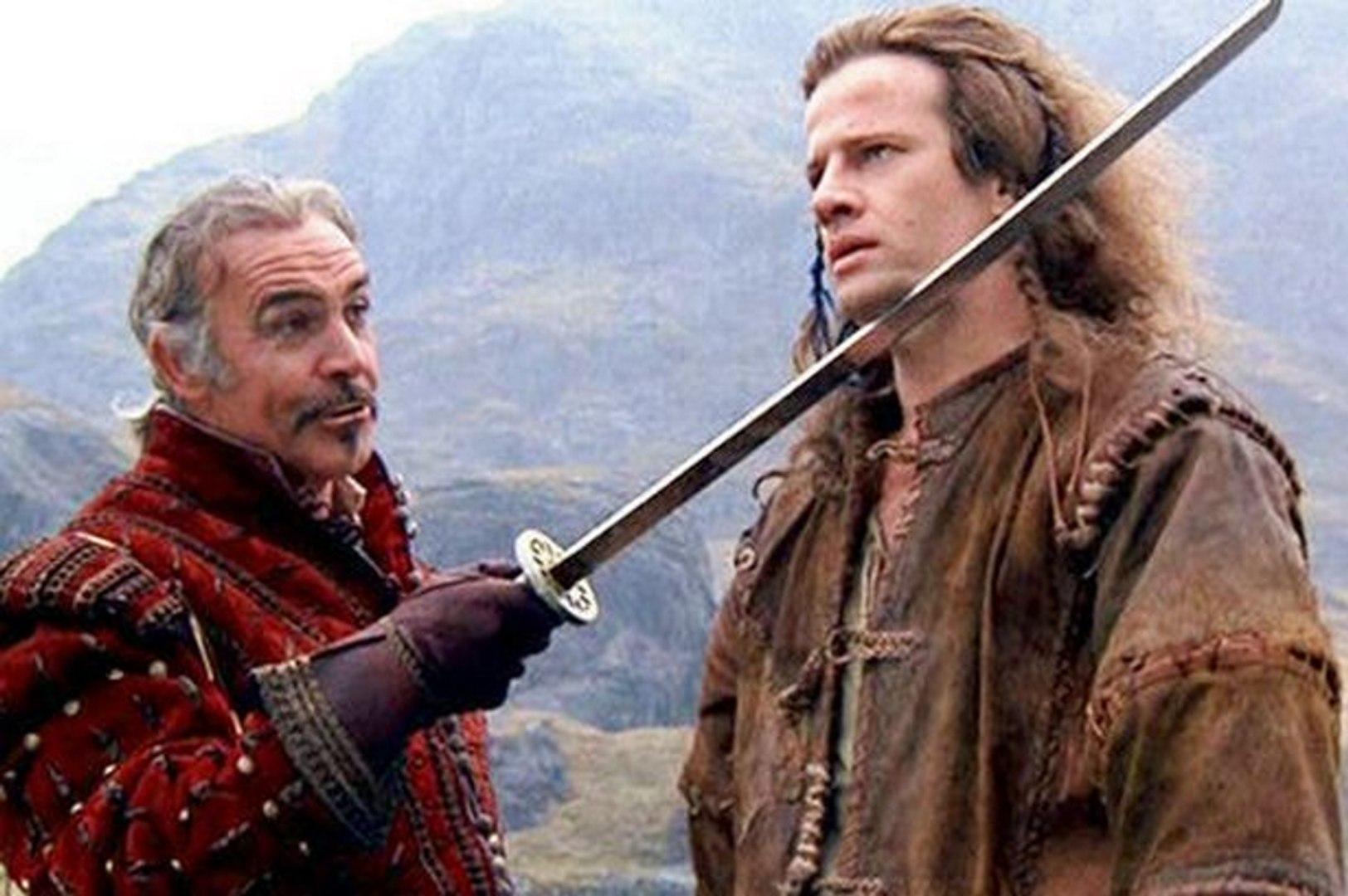 Highlander Film (1986) avec Christophe Lambert et Sean Connery - Vidéo  Dailymotion