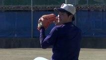 A baseball star, a father and Fukushima dreams
