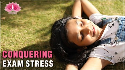 8 TIPS To Deal With EXAM STRESS?   Overcoming EXAM FEVER   Soultalks With Shubha